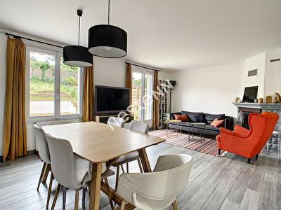 Maison Franconville 6 pieces 106 m2 quartier des Noyers Saint-Edme