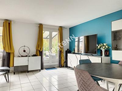 Maison Franconville 5 pieces 84.26 m2 quartier des Noyers Saint-Edme