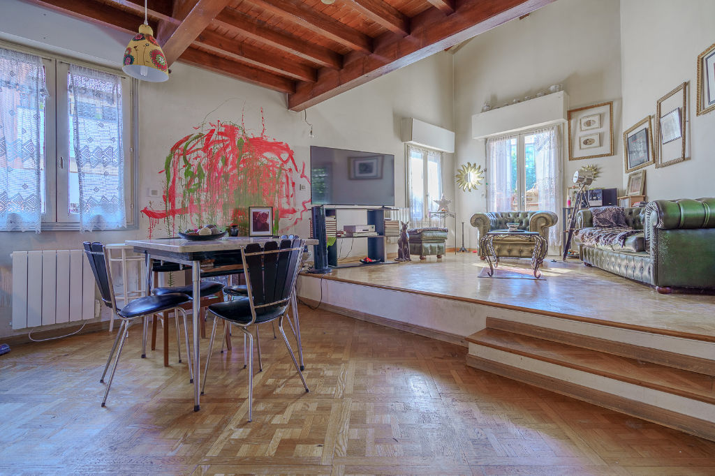 TOULOUSE - COMPANS CAFFARELLI - IMMEUBLE DE 160M²
