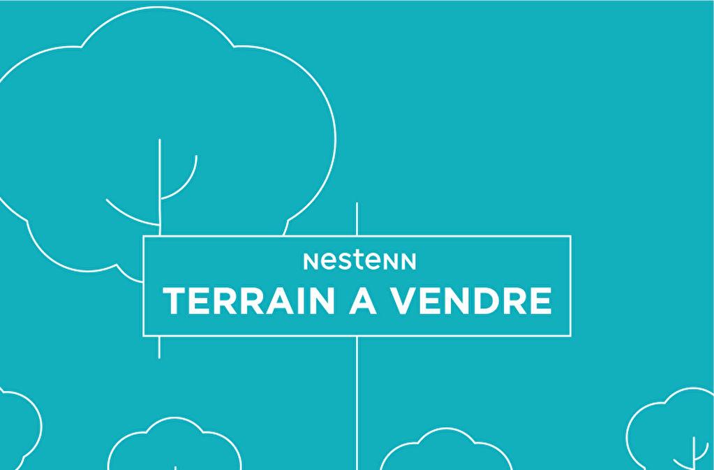 A VENDRE - Lherm - Terrain viabilisé de 691m² environ