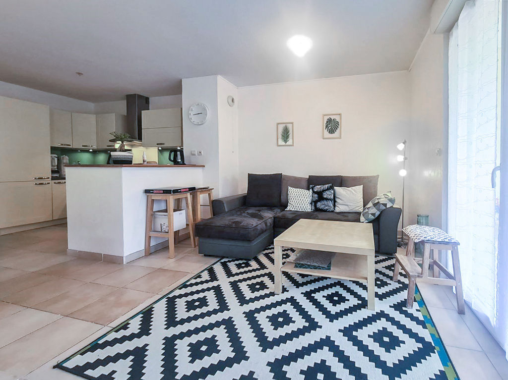 MURET - Superbe appartement T3 avec terrasse et parking