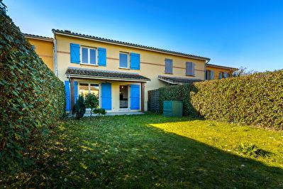 PLAISANCE DU TOUCH - Maison T4 84 m2 avec jardin et garage - G867
