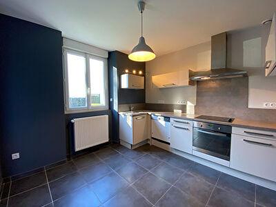 Maison Lavernose Lacasse T4 pieces avec jardinet 111 m2  - G892