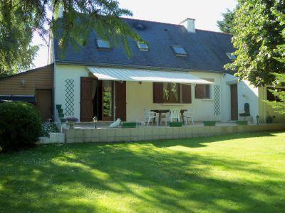 Maison Le Guerno 6 pieces 100 m2