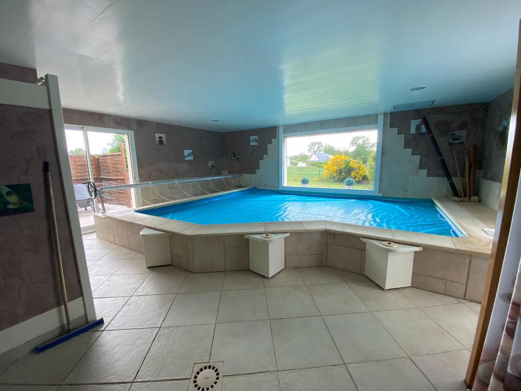 Maison Marzan avec piscine