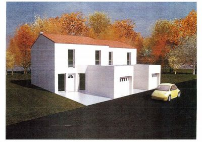 Terrain constructible NANTES - 241 m2