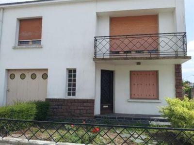Maison a etage 102 m2 4 chambres Nieul le dolent