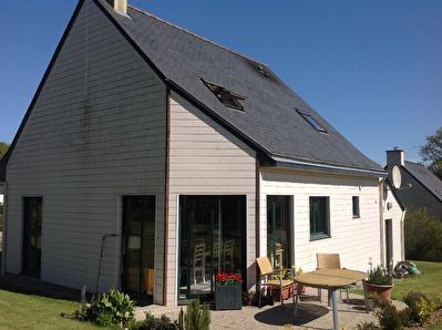 Maison Bois aux portes de Malestroit