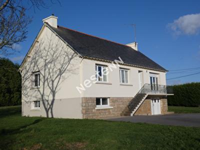 Jolie maison de campagne, 4 chb, sous-sol et plus de 3000 m2 terrain ..