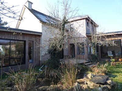 Maison pierre et bois Rochefort En Terre