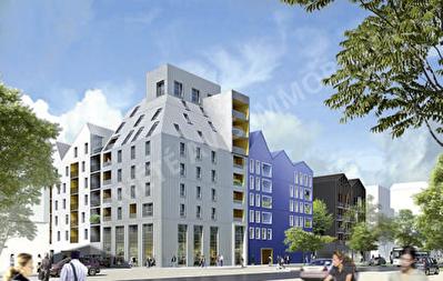 Appartement Bordeaux 4 pieces 110 m2