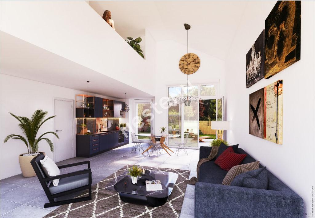 Maison Le Bouscat 5 pièces 97.60 m2  jardin et Box