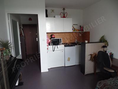 Appartement  1 piece 20 m2 balcon parking couvert