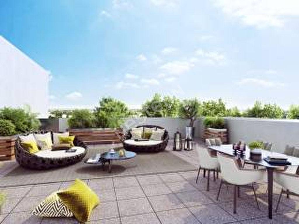 photos n°1 Appartement Merignac 4 pièce(s) 91.60 m2 Terrasse  et balcon 81.50m² d'exterieur