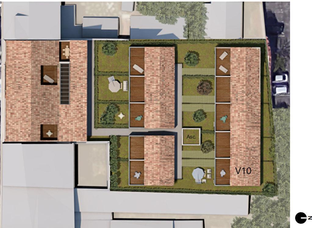 Maison de ville 4 pieces de 87 m2 a Bordeaux avec jardin de ...