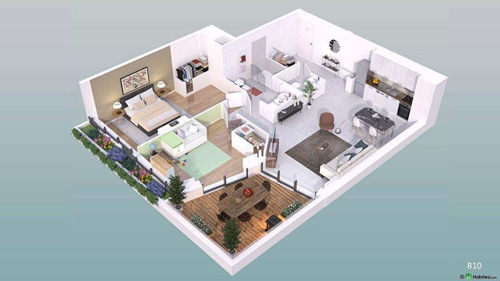 vente appartement de luxe 33000 bordeaux