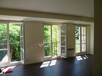 Appartement Pessac 2 pieces 43 m2 vue sur parc