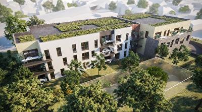 Appartement Pessac quartier echoppe t3 avec Terrasse