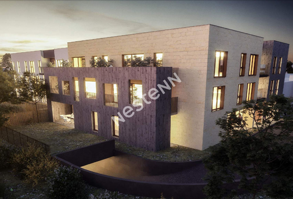 Appartement Pessac quartier échoppe t3 avec Terrasse