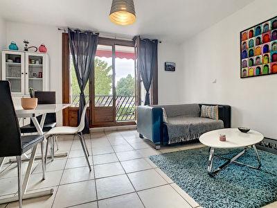 Appartement a vendre Talence 3 pieces, 2 ch, dans residence calme, cave