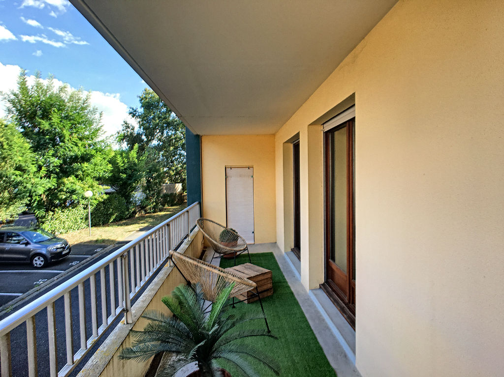 TALENCE PEIXOTTO  -T2 54m² - RESIDENCE LE CLOS DES CEDRES -