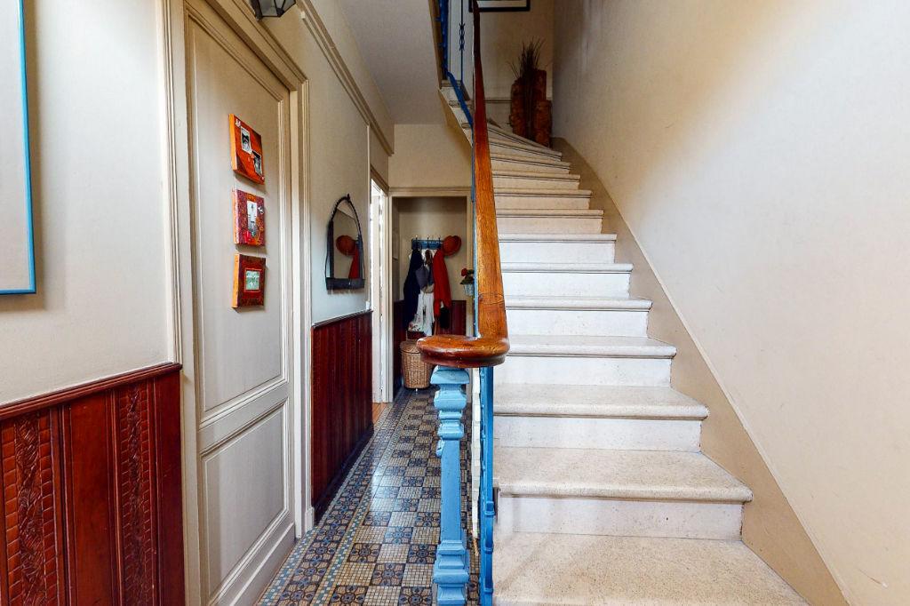 Maison pierre avec garage Talence BARRIÈRE SAINT GENES proximité bordeaux centre