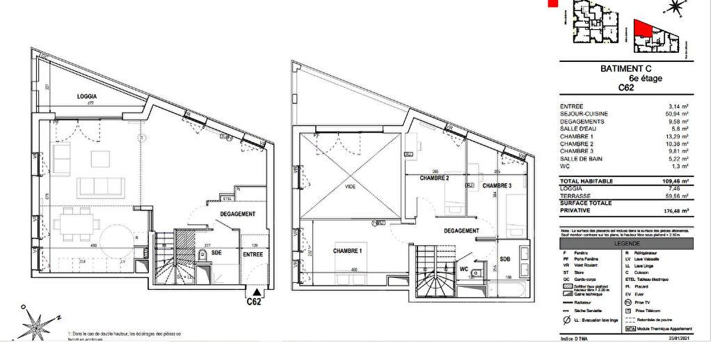 vente appartement de luxe 33100 bordeaux