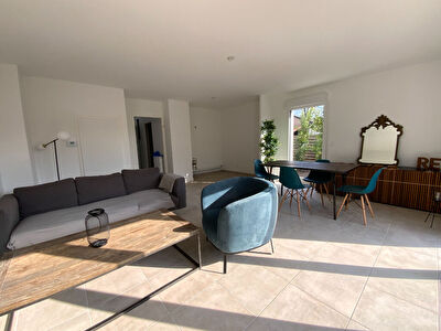 Appartement duplex Pessac 4 pieces 90.1 m2 jardin de 106 m2