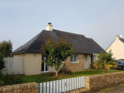 Maison Saint Gildas De Rhuys proche plages et golf 18 trous