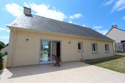 Maison recente 4 pieces 93,85 m2 avec 715 m2 de terrain