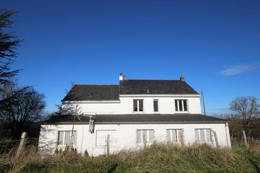Grande maison familiale sur très grande parcelle en campagne de Donges