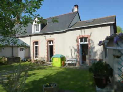 Maison Secteur Beaulieu Sur Layon 4 pieces 98 m2