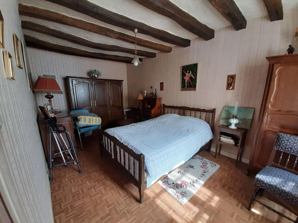 Maison ancienne avec jardin secteur Brissac/Vauchrétien