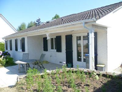 Maison 6 pieces Olivet Yvremont