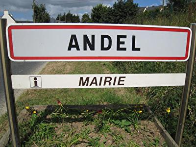 Terrain Andel 1300 m2