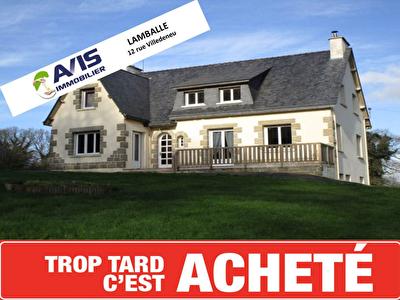 Maison Trebry 6 pieces 190 m2