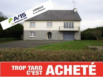 Maison Brehand  6 pieces 300 m2