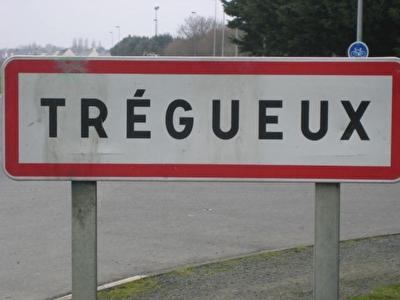 Terrain Tregueux 444 m2