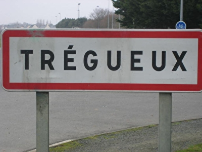 Terrain Tregueux 700 m2