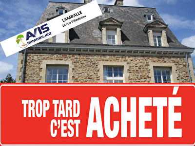 Appartement Lamballe  2 pieces