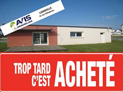 Maison Andel 3 pieces 66 m2