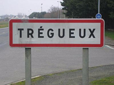 Terrain Tregueux 800 m2