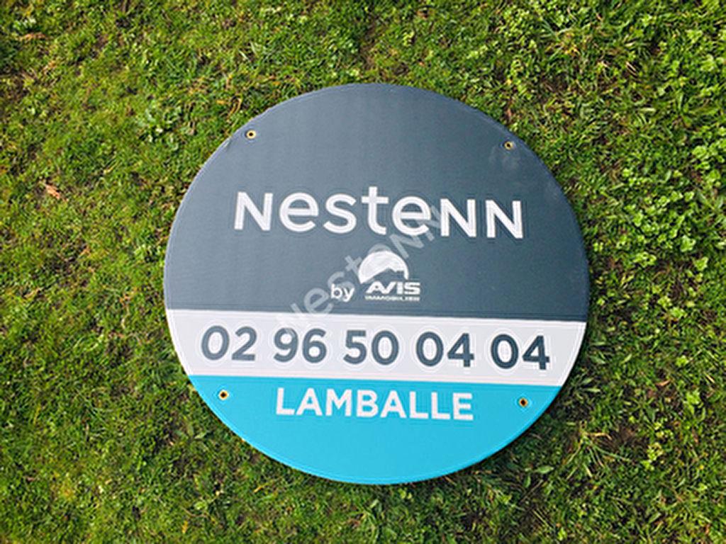 TERRAIN CONSTRUCTIBLE LAMBALLE - 459 m2
