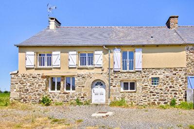 Maison en pierres renovee a 2 minutes du bourg - PLENEE JUGON