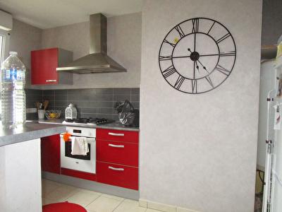 Appartement T3 66 M2 Saint-Brieuc Centre Ville avec garage