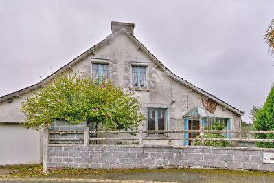 Maison de bourg LE GOURAY - LE MENEE