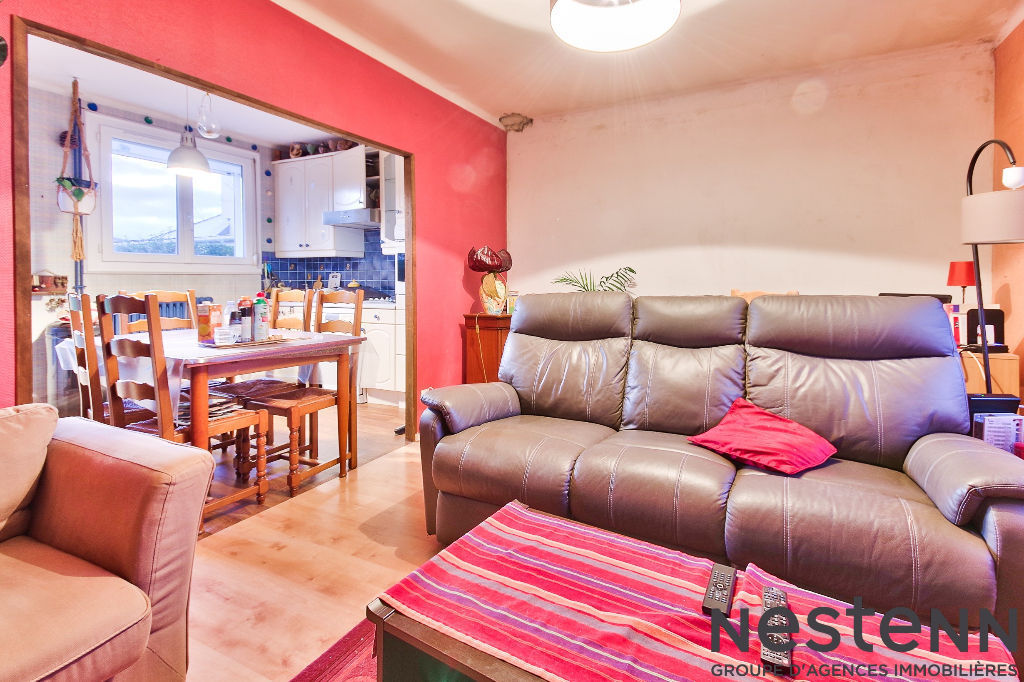 Maison 3 chambres Saint Brieuc Quartier Ouest