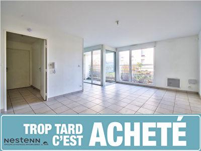 APPARTEMENT T3 (deux chambres) LANGUEUX - 70 m2