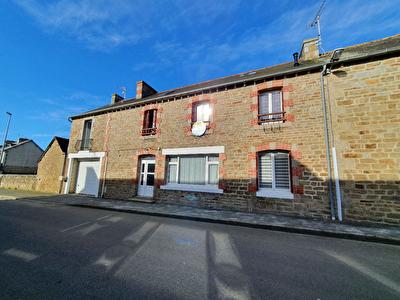 Maison  de bourg, Le Gouray, 4 chambres.