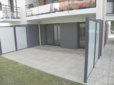 Appartement  T3 avec terrasse et jardinet - LAMBALLE CENTRE VILLE